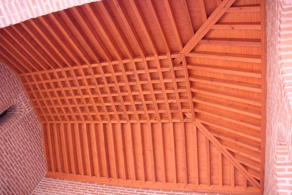 Artesonados De Estilo Mud Jar Archivos Carpinter A Miraflores  # Muebles Mudejar